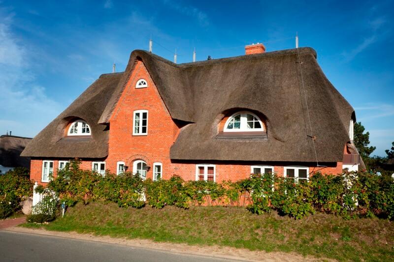 Immobilien auf Sylt: ein romantisches Friesenhaus